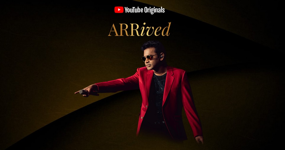 YouTube Originals A R Rahman ARRived Singing Audition 2018