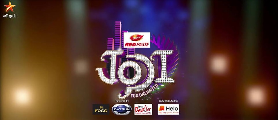 Star Vijay TV Jodi Fun Unlimited Contestants Profile 2018