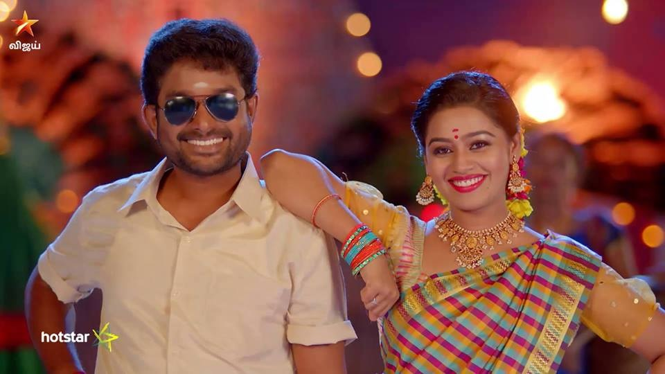Star Vijay TV Jodi Fun Unlimited Contestants Profile 2018